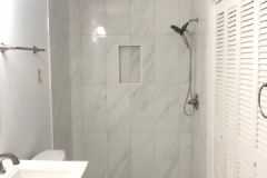 shower renovation service