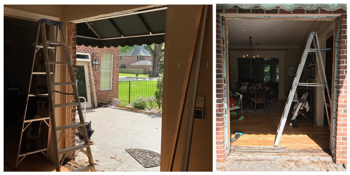Doors And Windows Repair Amp Replacement Mr Fix It New Orleans